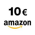 Chèque Amazon de 10€