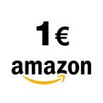 Chèque Amazon 1€