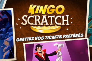 Kingo Scratch