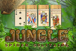 Jungle Spider Solitaire