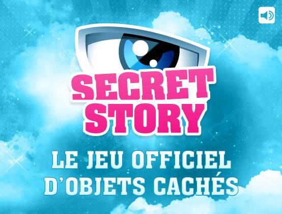 Secret Story le jeu officiel landing