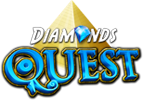Diamonds Quest - Jeu gratuit de type Candy Crush