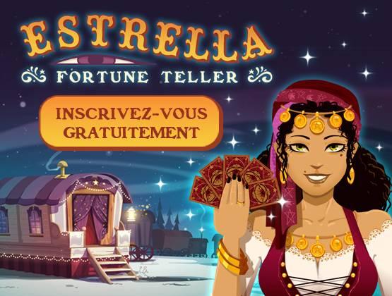 Estrella Fortune Teller landing